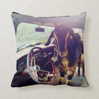 Goat Power Pillow