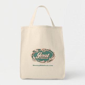 Goat Power Tote Bag