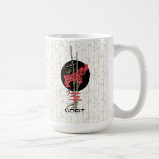 Goat / Ram (chinese zodiac) Basic White Mug
