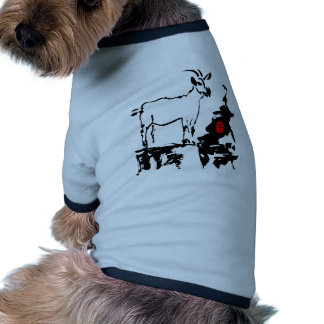 Goat rocks - 2015 Year of The Goat - Pet Clothes
