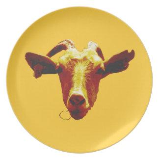 Goat s Head Plate
