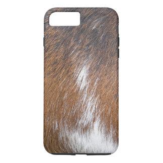 Goat Skin Patch iPhone 8 Plus/7 Plus Case