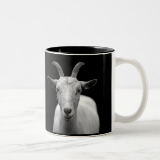 Goat Two-Tone Coffee Mug