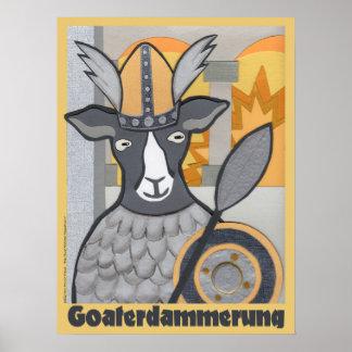 Goaterdammerung: Twilight of the Goats Poster