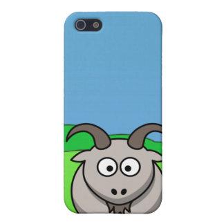 Goatish iPhone 5 Cases