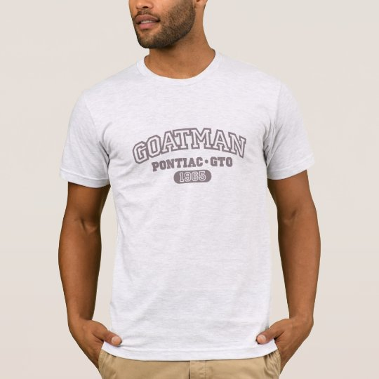 GOATMAN 1965 GTO T-Shirt