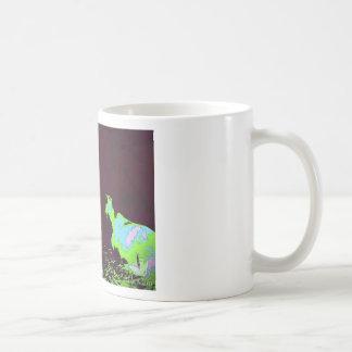 Goats Basic White Mug