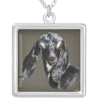 GOATS | Do it for the Kids GetYerGoat™ Silver Plated Necklace