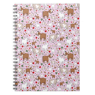 Goats in Pink Notebooks