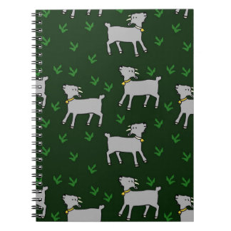goats notebooks
