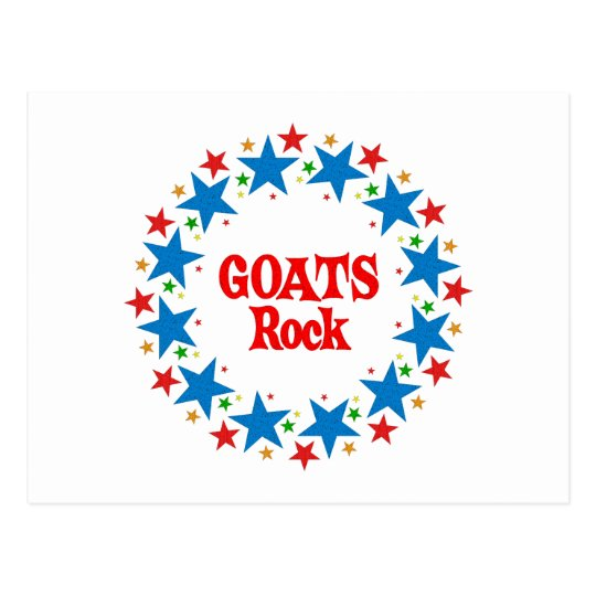 Goats Rock Postcard