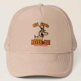 Goats Trucker Hat