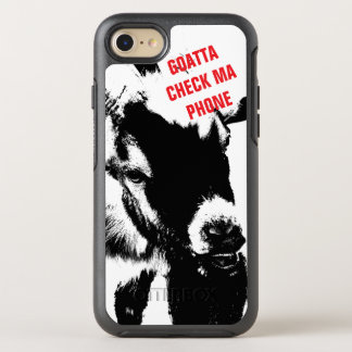 GOATTA CHECK MA PHONE OtterBox SYMMETRY iPhone 8/7 CASE