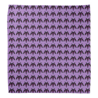 Goaty McGoatface (on purple) Bandana