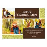 GOBBLE GOBBLE | THANKSGIVING PHOTO CARD ANNOUNCEMENT