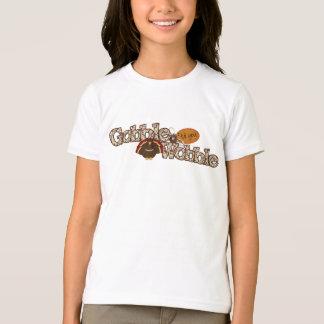 Gobble til you wobble t-shirt