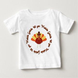 Gobble 'til you Wobble Tee Shirts