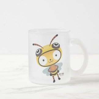 GoBee Frosted Mug