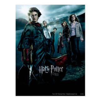 Goblet of Fire - French 4 Postcard