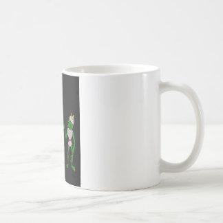 Goblin and Orc (black or white background) Basic White Mug