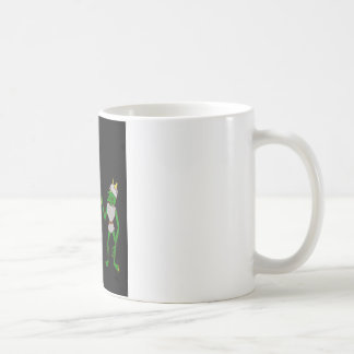 Goblin and Orc (black or white background) Coffee Mugs