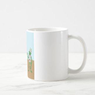 Goblin and Orc (landscape) Mug