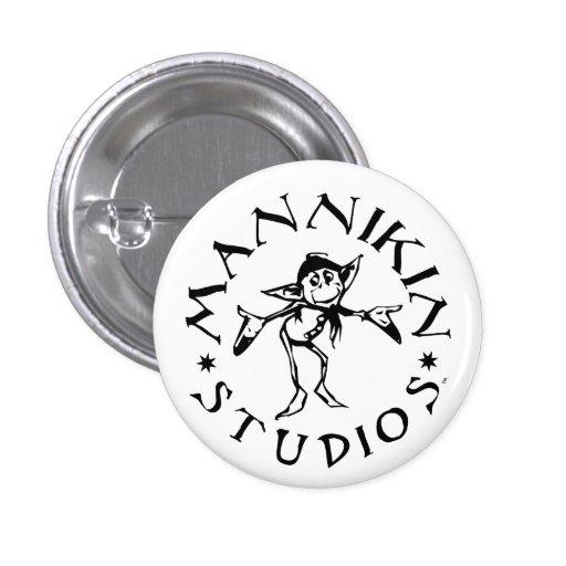 Goblin Badge 01 Pinback Buttons