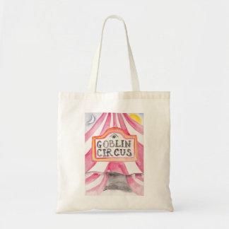 Goblin Circus Tote Bag
