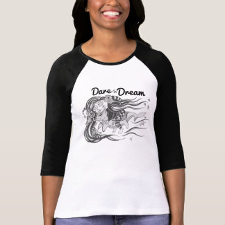 Goblin Dog Fish, Dare to Dream T-Shirt