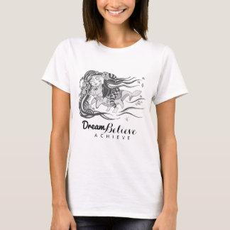 Goblin Dog Fish | Dream Believe Achieve T-Shirt
