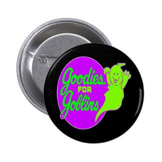 Goblin-Goodies 6 Cm Round Badge