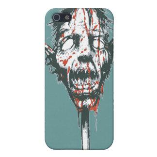Goblin Head on a Pole iPhone 5/5S Covers