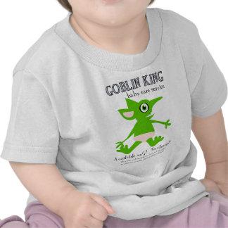 Goblin King Baby Care Service T-shirt