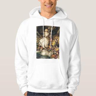 Goblin Market Hooded Pullover