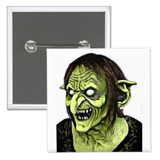 Goblin of Beggars Night 15 Cm Square Badge