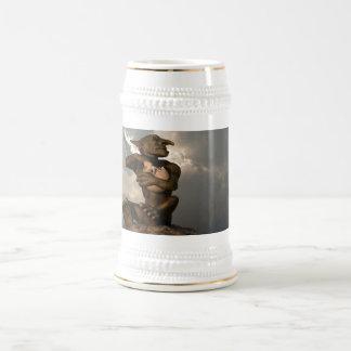 Goblin Popcorn Beer Stein