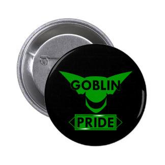 Goblin Pride 6 Cm Round Badge