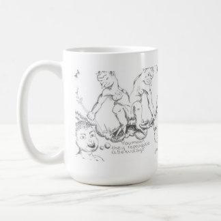 Goblin Reproduction Basic White Mug