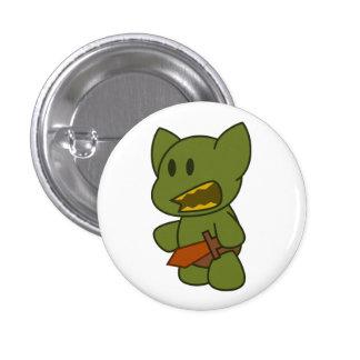 Goblin Token 3 Cm Round Badge