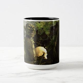 Goblin Treasure Two-Tone Mug
