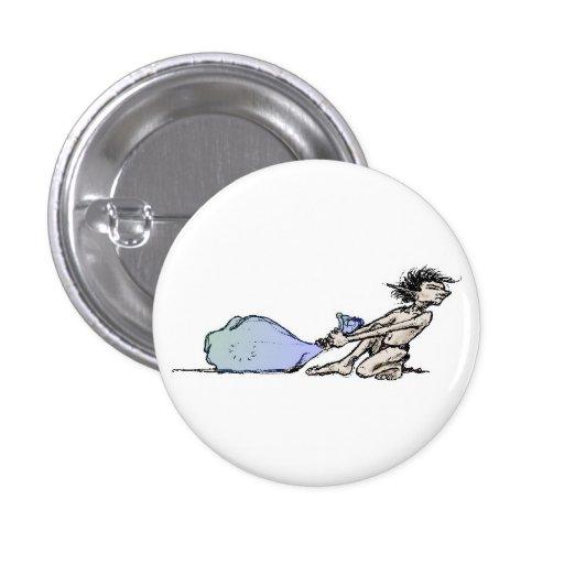 Goblin's Effort Mini Button