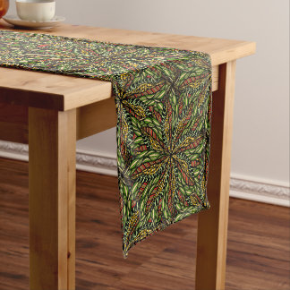 GoBo Go Bold, Elegant Abstract Nature Table Runner