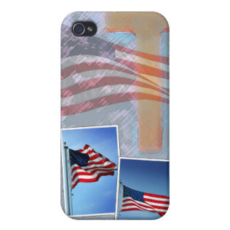 God and Country iPhone 4/4S Case
