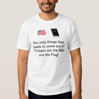 GOD and Country Shirt