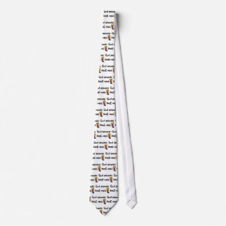 God answers kneE-mail christian gift Tie