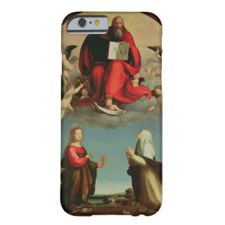 God appearing to St. Mary Magdalen and St. Catheri Barely There iPhone 6 Case