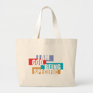 God Being Specific Bag