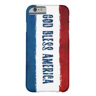 God Bless America Barely There iPhone 6/6 Case Barely There iPhone 6 Case