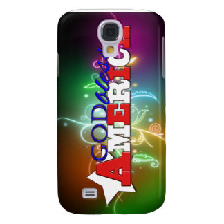 GOD BLESS AMERICA SAMSUNG GALAXY S4 COVERS