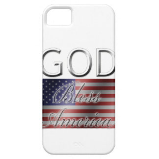 God Bless America iPhone 5 Case